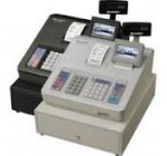 CASH REGISTER SHARP XE-A207B